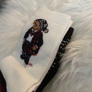 Polo Ralph Lauren socks 3 pack